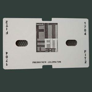 Cartão Personalizado Trava Carrinho Condomínio