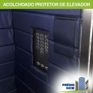 Acolchoado para elevador