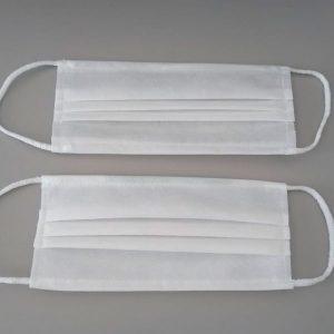 Máscara de Proteção Tripla